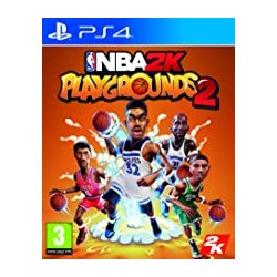 NBA 2K Playgrounds 2 PS4...
