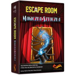 Escape Room Magiczna sztuczka