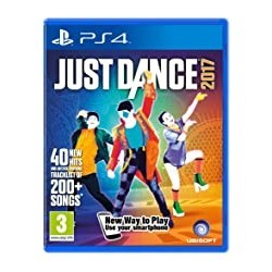 Just Dance 2017 PS4 używana