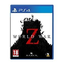 World War Z PS4 używana
