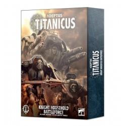 Adeptus Titanicus Knight...