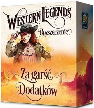 Western Legends Za Garść Dodatków