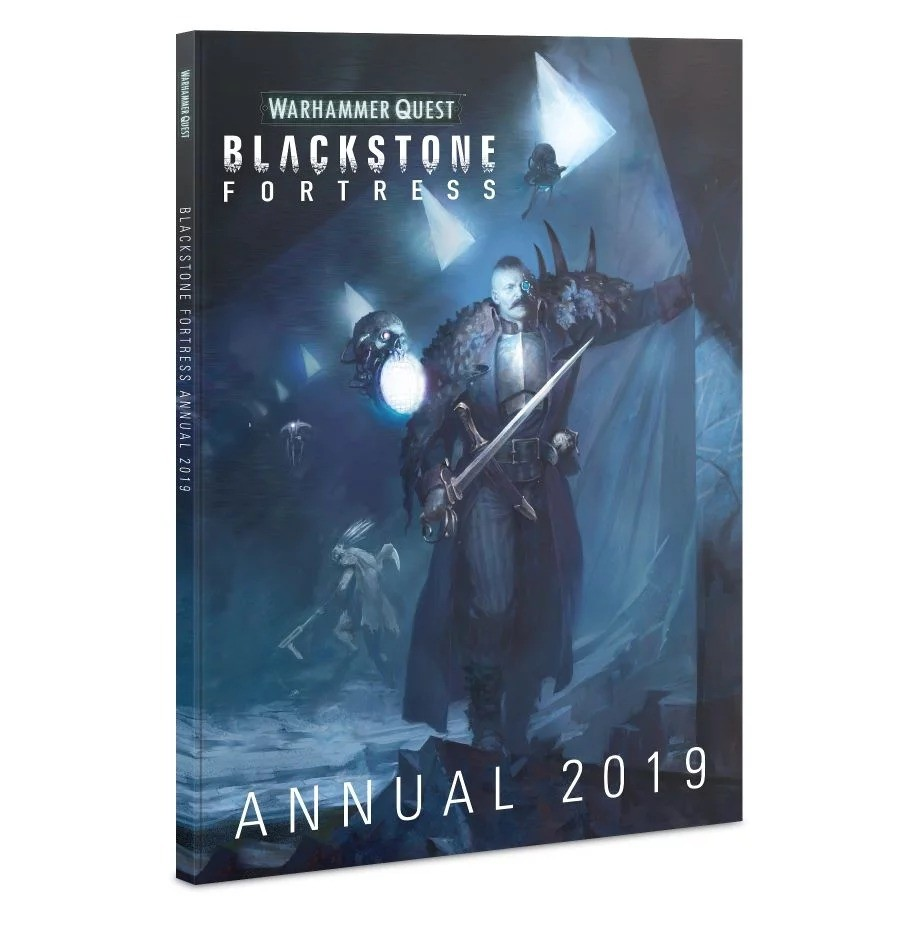 Blackstone Fortress: Annual 2019