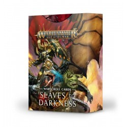 Warscroll Cards: Slaves To...