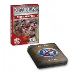 Blood Bowl: Ogre Team Card...