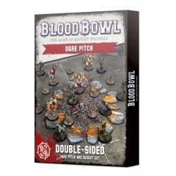 Blood Bowl: Ogre Team Pitch...