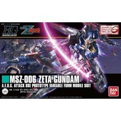 HG 1/144 MSZ-006 Zeta Gundam