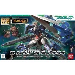 HG 1/144 OO Gundam Seven...