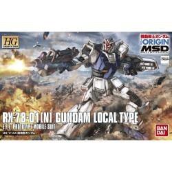 HG 1/144 RX-78 01(N) Gundam...