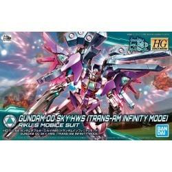 HGBD 1/144 Gundam 00 SKy...