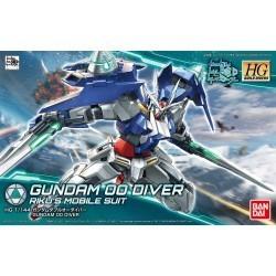 HGBD 1/144 Gundam III 00 Diver