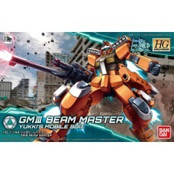 HGBD 1/144 Gundam III Beam...