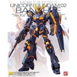 MG 1/100 Unicorn 02 Banshee...