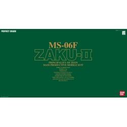 PG 1/60 MS-06F Zaku II
