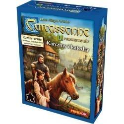 Carcassonne 1. Karczmy i...