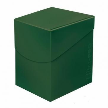 Ultra-Pro Deck-Box Eclipse Pro 100+ Zielony Leśny