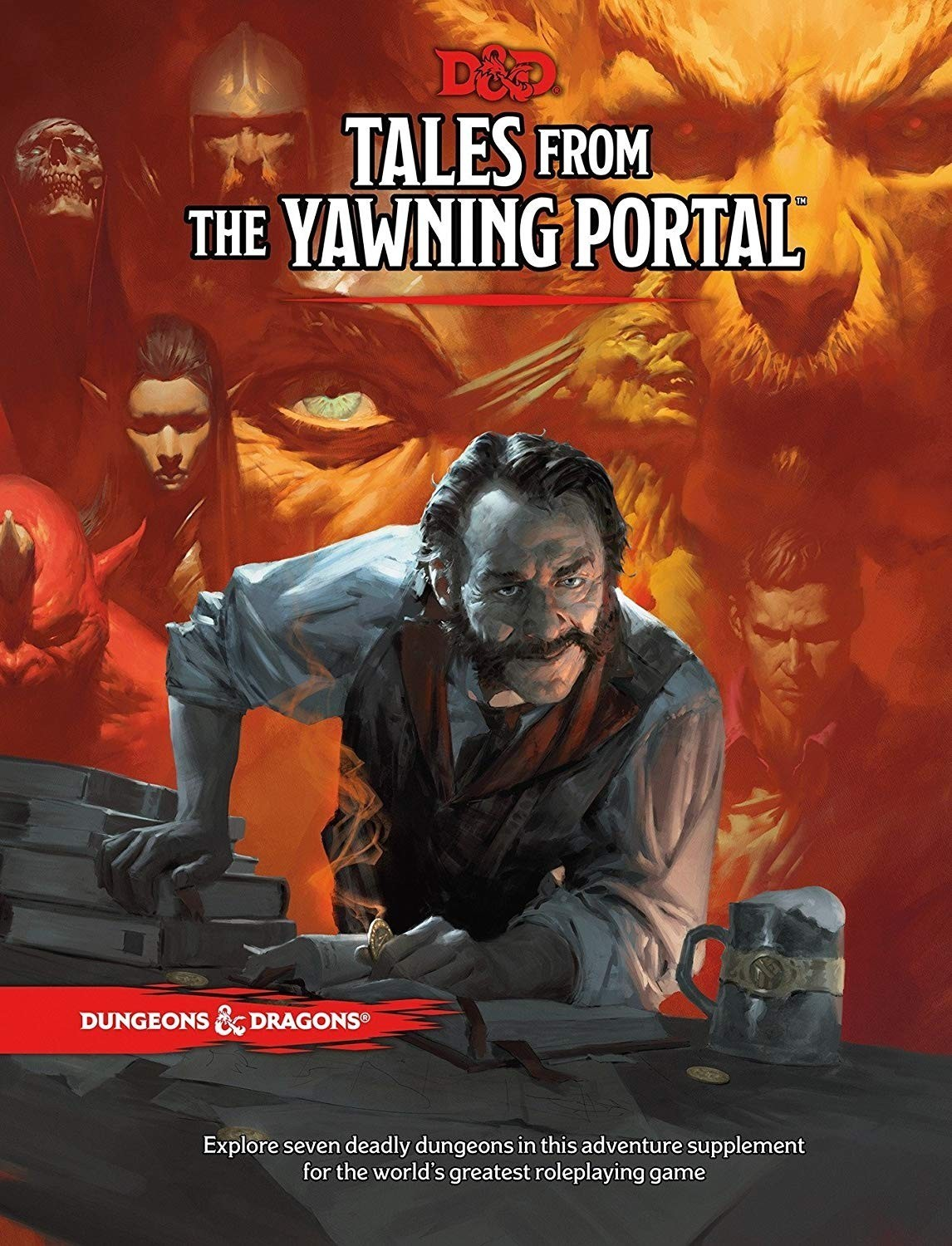 Dungeons & Dragons RPG - Tales From the Yawning Portal