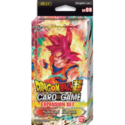 Dragon Ball SCG: BE09...
