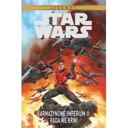 Star Wars Karmazynowe...