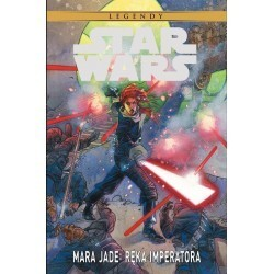 Star Wars Mara Jade Reka...