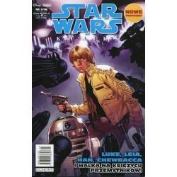 Star Wars Luk, Leia, Han,...