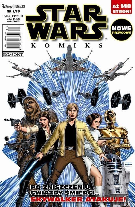 Star Wars Skywalker Atakuje! 1/15