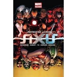 Avengers i X-Men - Axis
