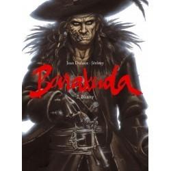 Barakuda - Tom 2 - Blizny