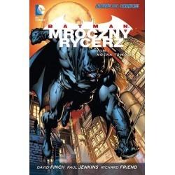 Batman Mroczny Rycerz....