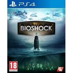 Bioshock The Collection PS4...