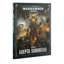 Codex: Adepta Sororitas (HB)