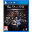 Middle-earth Shadow of War Cień Wojny Silver Edition PL PS4 używana