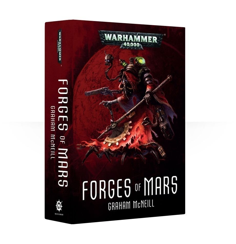 Forges of Mars Omnibus (PB)