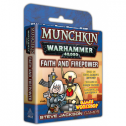 Munchkin Warhammer 40,000...