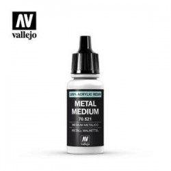 Vallejo Metal Medium 70.521...