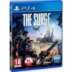 The Surge PS4 PL