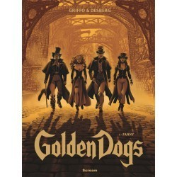 Golden Dogs. Fanny (tom 1)