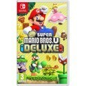 New Super Mario Bros. U Deluxe NSwitch używana