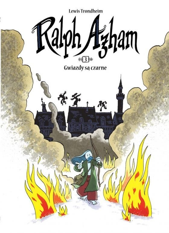 Ralph Azham 3: Gwiazdy są czarne