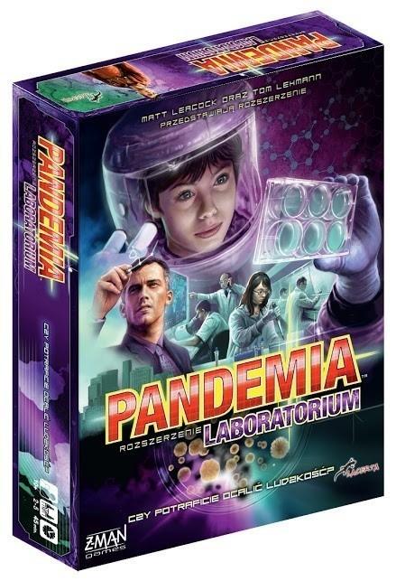 Pandemia (Pandemic) Laboratorium
