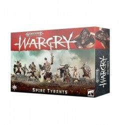 Warcry: Spire Tyrants...