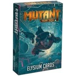 Mutant: Year Zero - Elysium...