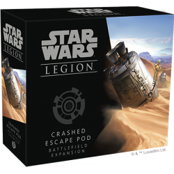 Star Wars Legion - Crashed...