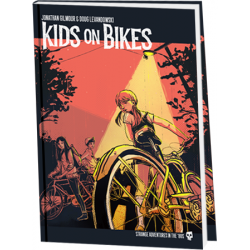 Kids on Bikes RPG Core Rule...