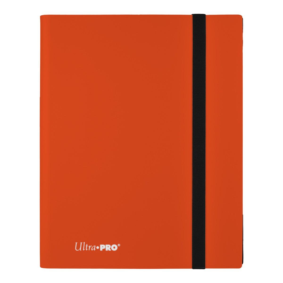 Ultra-Pro Klaser Eclipse Pro-Binder 360 kart - Pumpkin Orange
