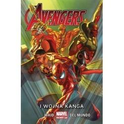 Avengers i Wojna Kanga (tom 4)