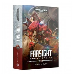 Farsight: Empire Of Lies (HB)