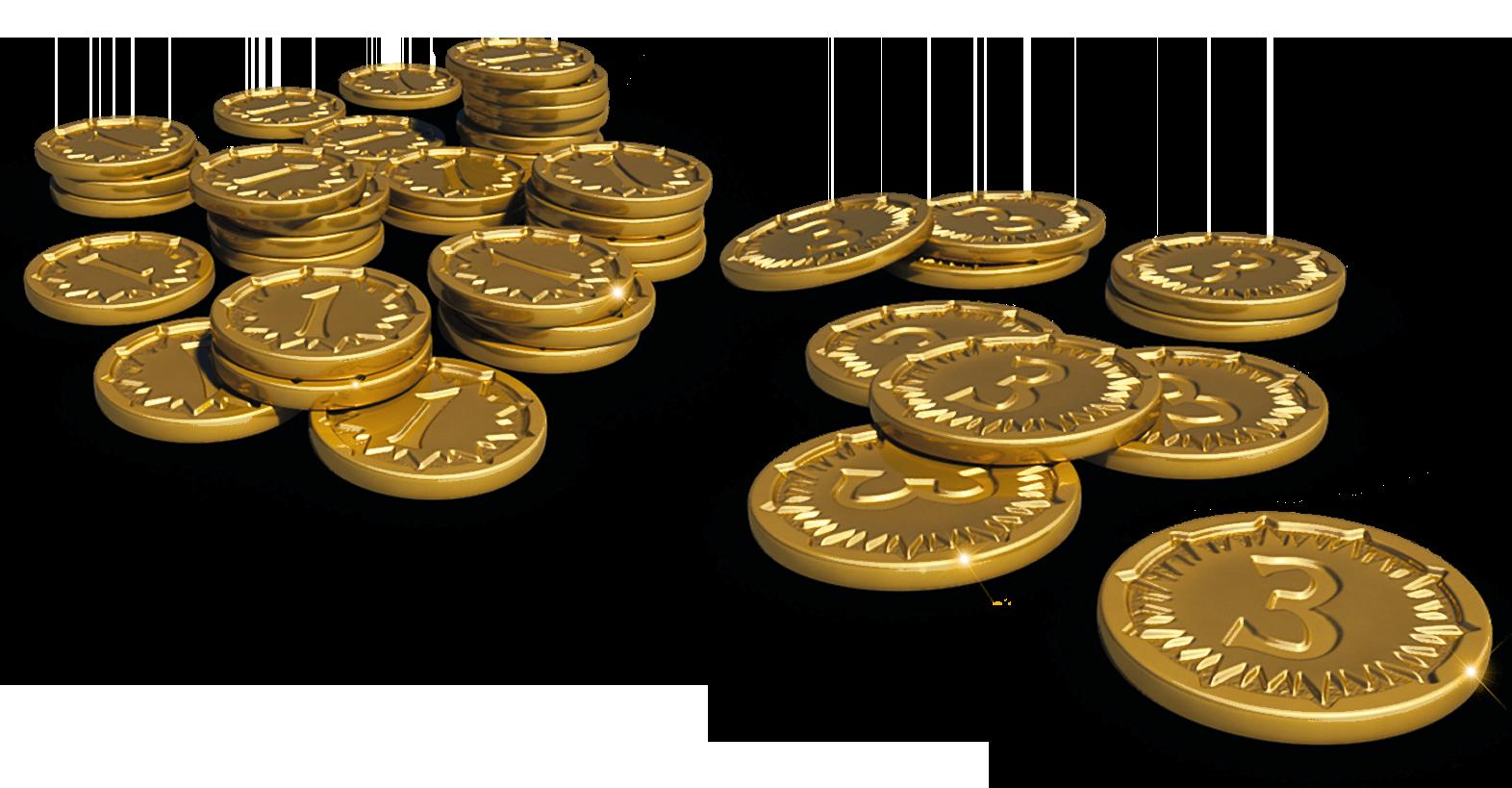 Everdell: Zestaw monet deluxe (przedsprzedaż)
