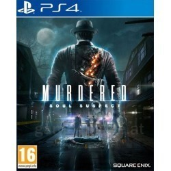 Murdered Soul Suspect PL PS4