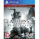 Assassin Creed III + Liberation Remastered PS4 używana